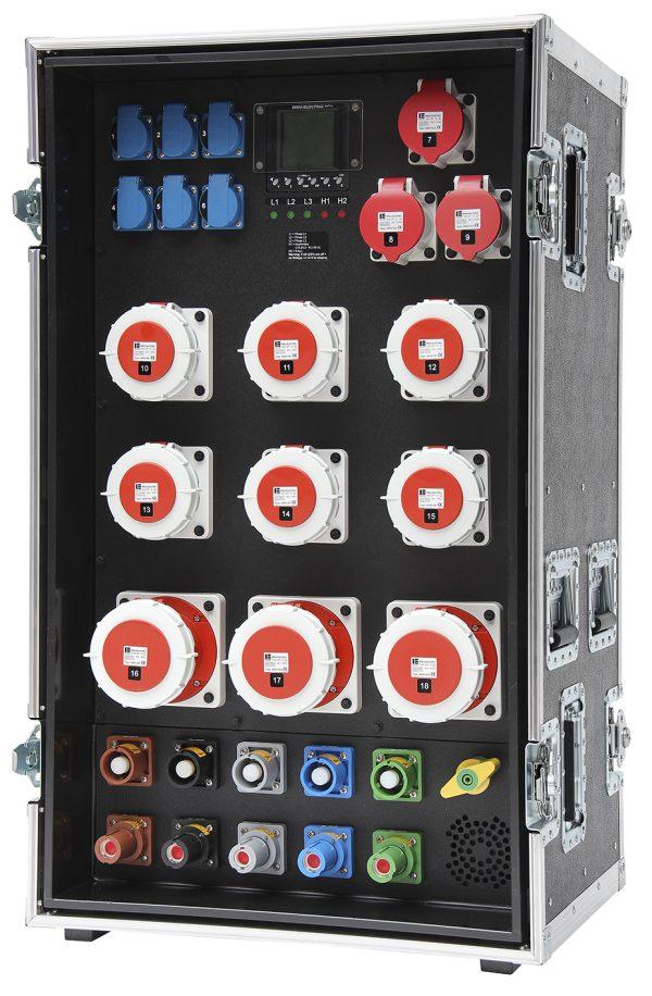 400A Stromverteiler Powerlock