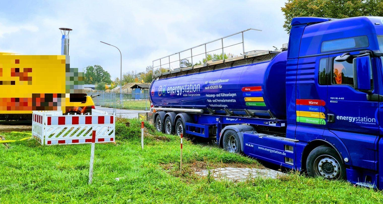 VE Wasser Tankzug