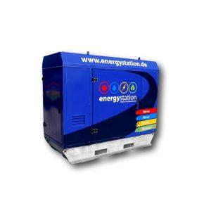 Elektroheizzentrale 125A 76kW