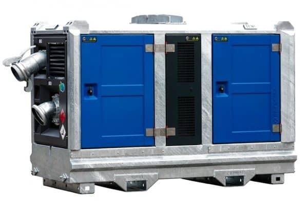 BBA Pumps Abwasserpumpe Motorpumpe